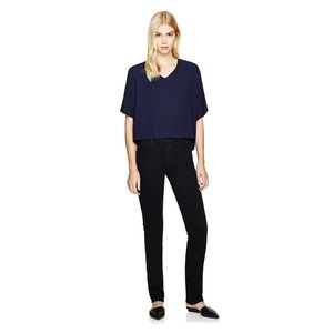 Aritzia The Castings High Rise Cigarette Jeans
